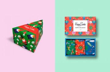 happy socks relatiegeschenken kerst gift sets
