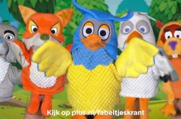 plus handpoppen fabeltjeskrant spaaractie 2019