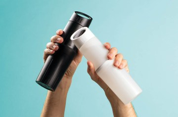 BE O bottle bedrukken alternatief Dopper duurzame drinkfles