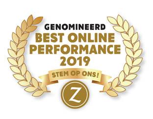 award genomineerde beste relatiegeschenk leveranciers en webshops promz 2019