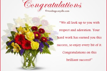 Supersonic Congratulations on Successful Achievement Messages