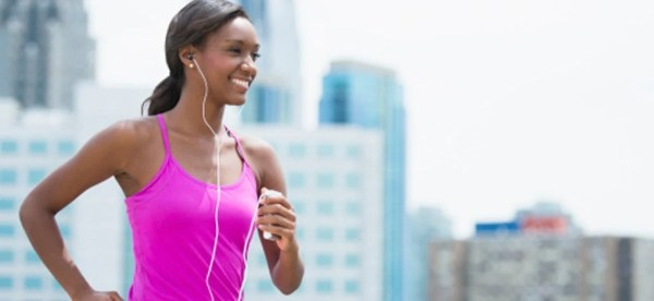 Jogging is another form of great exercise.