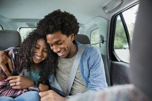 Focus on the positive things about your partner
