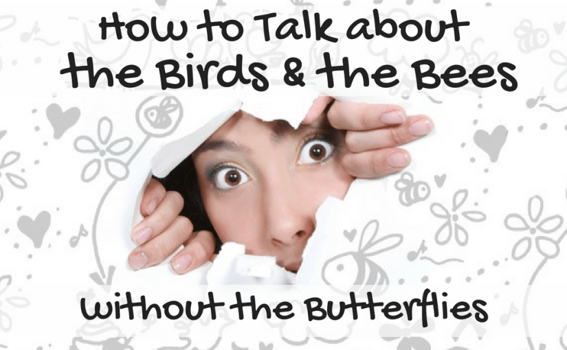 "Need to talk to your kids about sex, but too embarrassed to? Listen to Traci Lester, author of ""Teaching the Birds and the Bees Without the Butterflies"" as she discusses how to give ""the talk""."