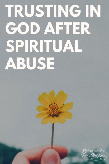 What is spiritual abuse? Spiritual abuse can cover a multitude of facets of a person's life--their relationships, finances, sexuality and most importantly their relationships with God. Learn how Athena Dean Holtz overcame her experience with a cult and grew her faith.
