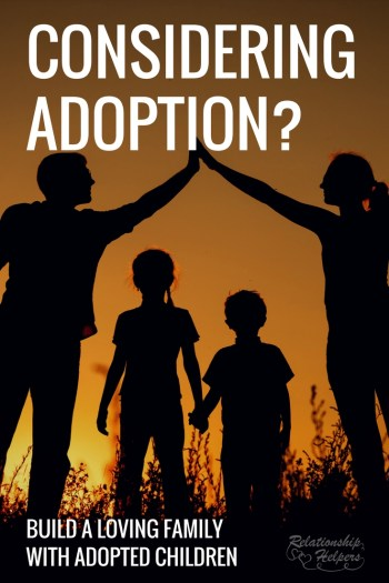 Are You Considering Adoption? Read this first to help you understand the process, the areas in your life you need to change to prepare for adoption, and some of the things to expect. Adoptive mom and author Naomi Quick explains all these and more.