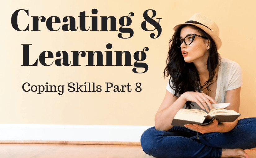 Creating and learning are some of the best activities to keep your mind sharp. When you learn, you are creating new neural connections in the brain that helps to reduce memory loss as you age. In this episode, Vincent and Laura discuss ways that you can create and learn to help overcome your anxiety and depression.