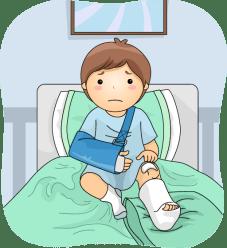 Study of Hospitalized Children