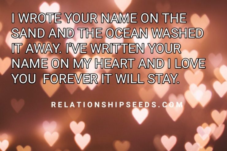 love confession quotes