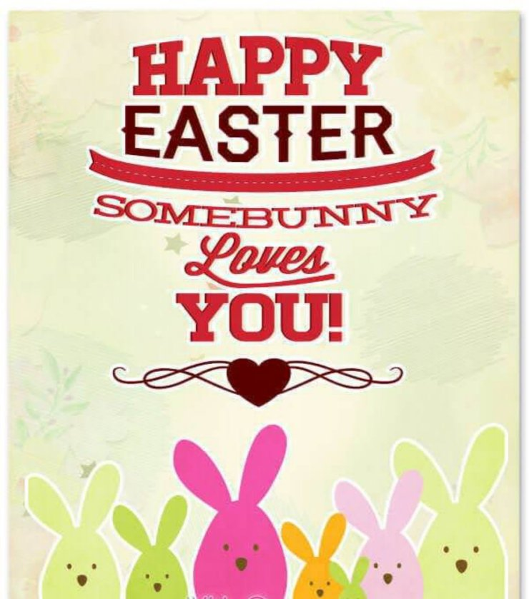 happy Easter image 3