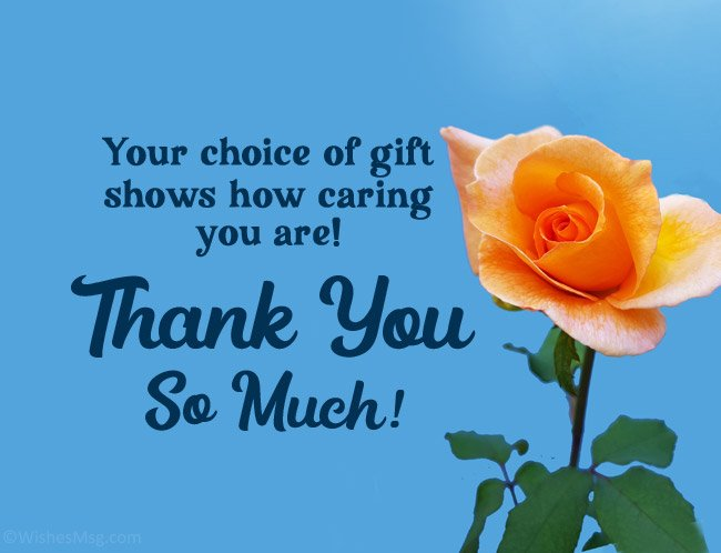 thank you messages for receiving a gift2