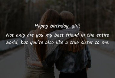 Long Birthday 111Messages For Best Friends