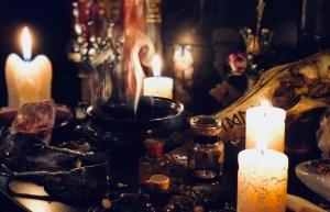 psychic Freezing Rituals