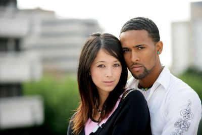 mixed-couple