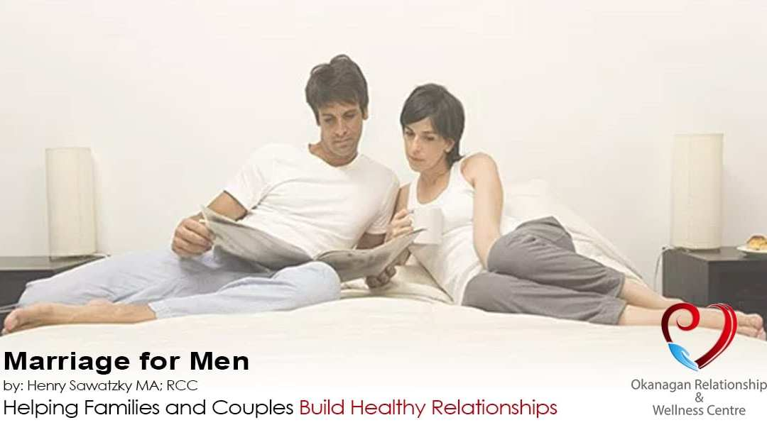 Marriage for Men Introduction