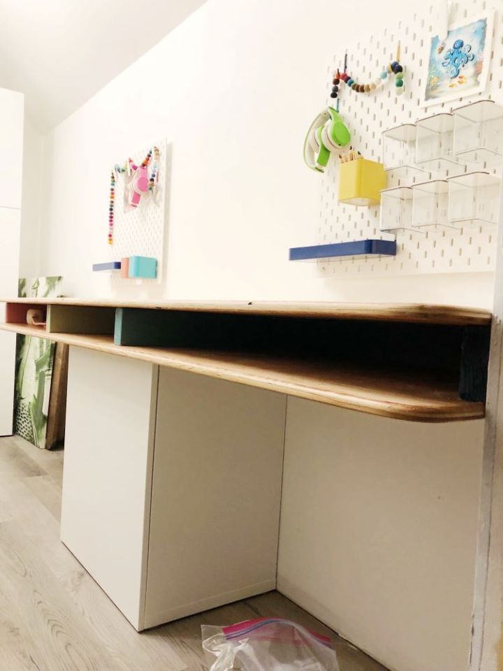 OneroomChallenge kids desk