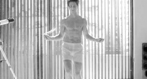 christian bale jumping rope in american psycho