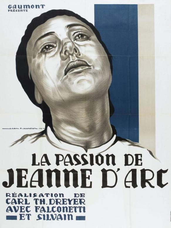 La passion de Jeanne D'Arc (K.T. Dreyer, 1928)