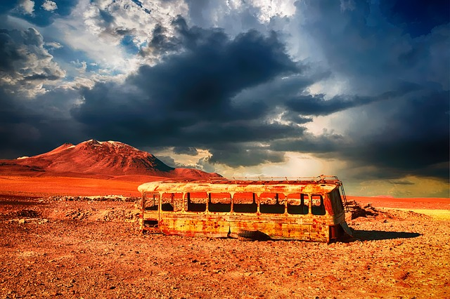 autobús photo