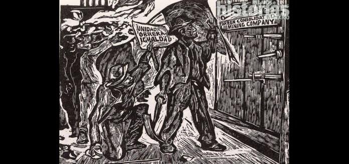 La huelga de Cananea | Relatos e Historias en México