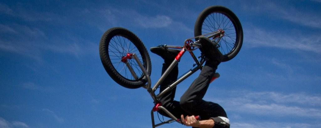 La primera bicicleta de Pablo