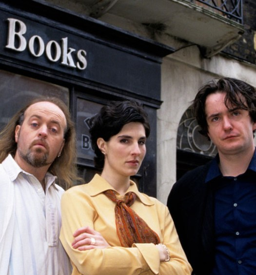 Black Books, relatos en construcción, serie