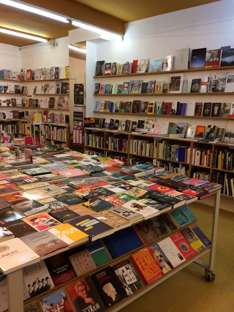 ANTI, Librería, liburudenda,