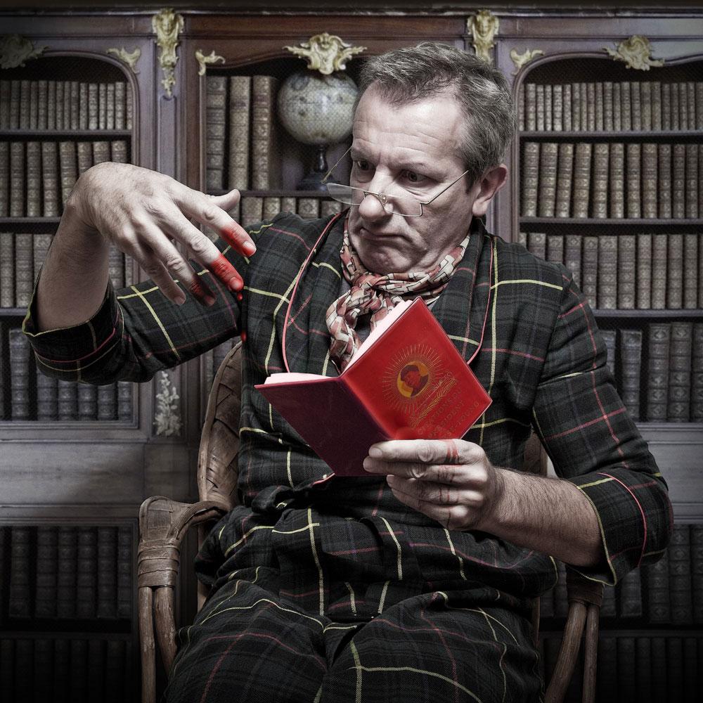 El libro rojo de Mao. Pierre Beteille