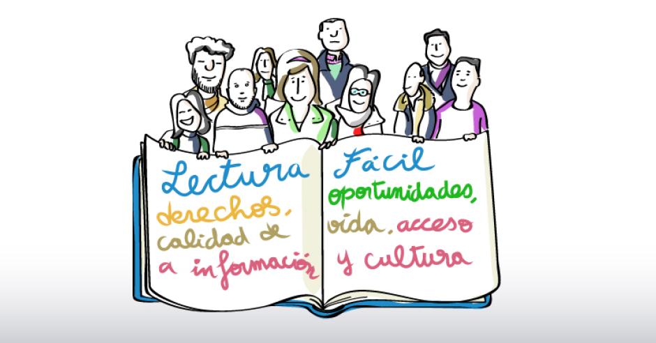 """La lectura fácil no son """"libros para tontos"""": Entrevista a Blanca Mata"""