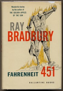 ray bradbury, farenheit 451
