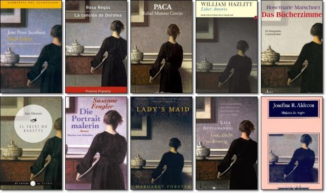 las-lecturas-de-mr-davidmore, portadas