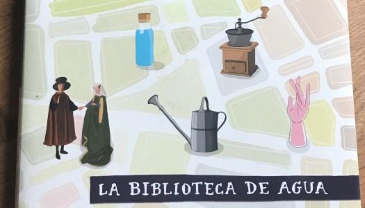 La biblioteca de agua: un Madrid de ida y vuelta