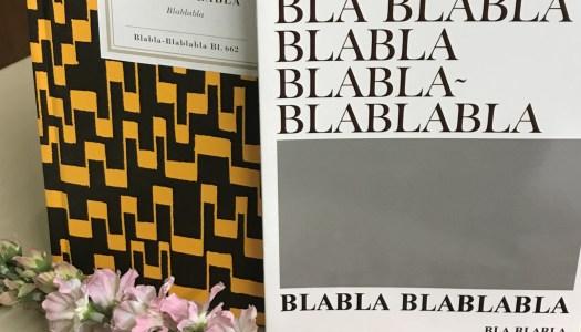 Roberto Equisoain, Blablabla y los libros reescritos