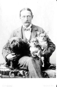 Teddy Wharton, Edward Robbins Wharton,
