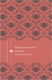 olalla, Robert louis Stevenson, ediciones invisibles