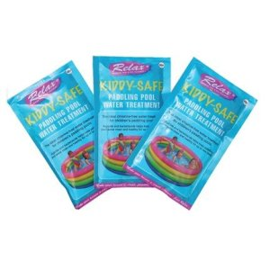 Paddling Pool Treatment Sachets  PCH850