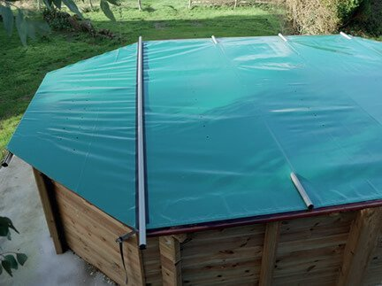 poolsaver safety cover