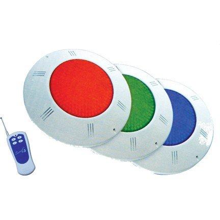 LED002 - Image 1 RGB Universal LED Flat Light (With R/C)