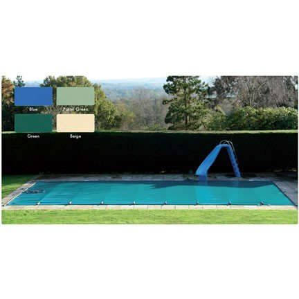 Pastel Green Poolsaver Cover For Richmond Wooden Pool