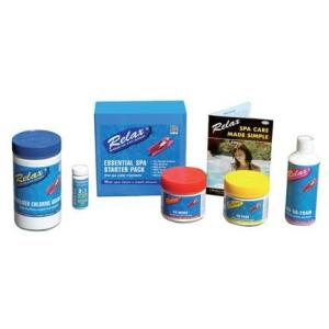 Spa Starter Pack Essential RCH308