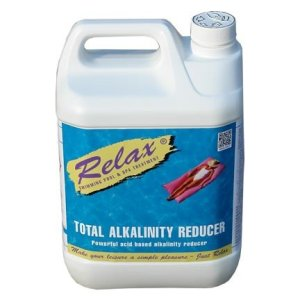Relax Total Alkalinity Reducer 5LTR