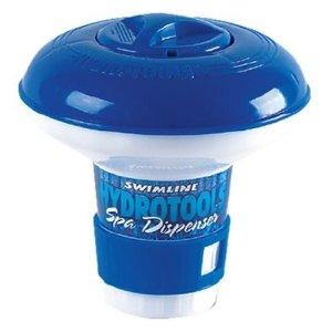 Spa Floating Chlorine Bromine Dispenser ZAP703