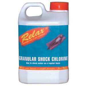 Relax Granular Shock 2kg Product Code: RCH021
