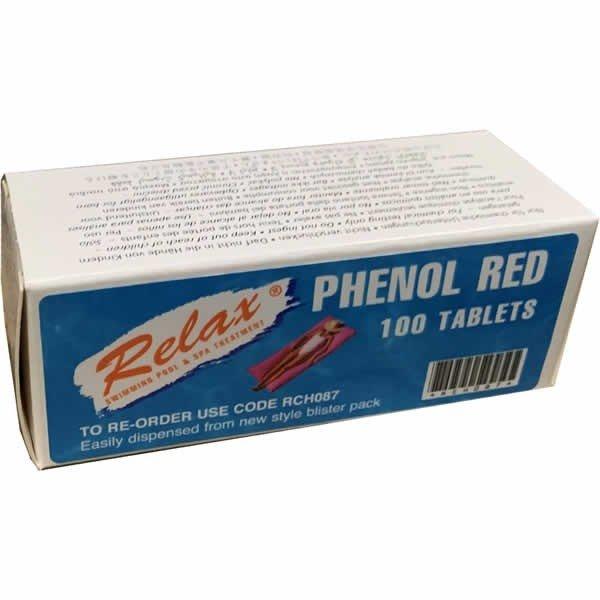 Relax Phenol Red