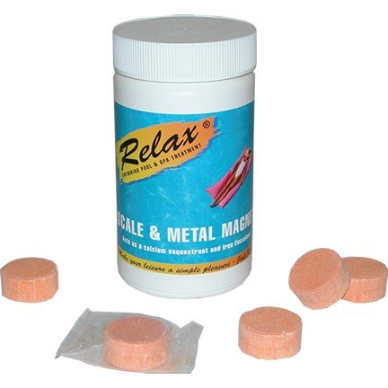 Relax Scale And Metal Magnet 400g