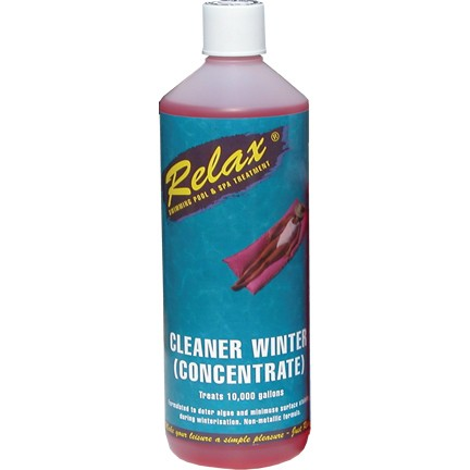 1lt Relax Cleaner Winter
