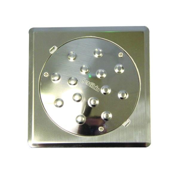 Certikin Pu10N Deck Box Stainless Steel Lid & Frame (CKSA012)