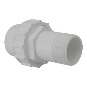 2in Socket Union P MT White ppf2135