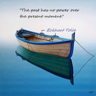 9 Relax and Succeed - The Past has no power