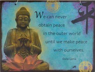 9 Relax and Succeed - We can never obtain peace